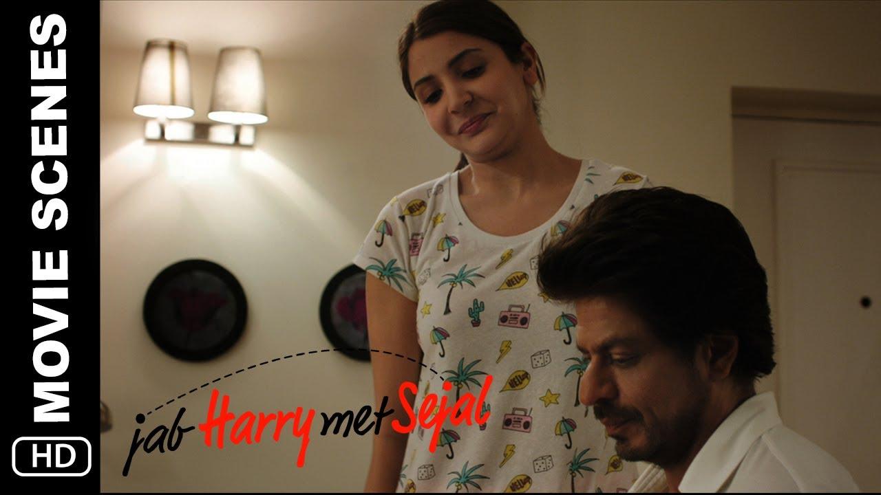 Download Character   Jab Harry Met Sejal   Movie Scene   Shah Rukh Khan, Anushka Sharma