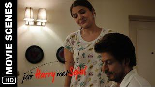 Character   Jab Harry Met Sejal   Movie Scene   Shah Rukh Khan, Anushka Sharma