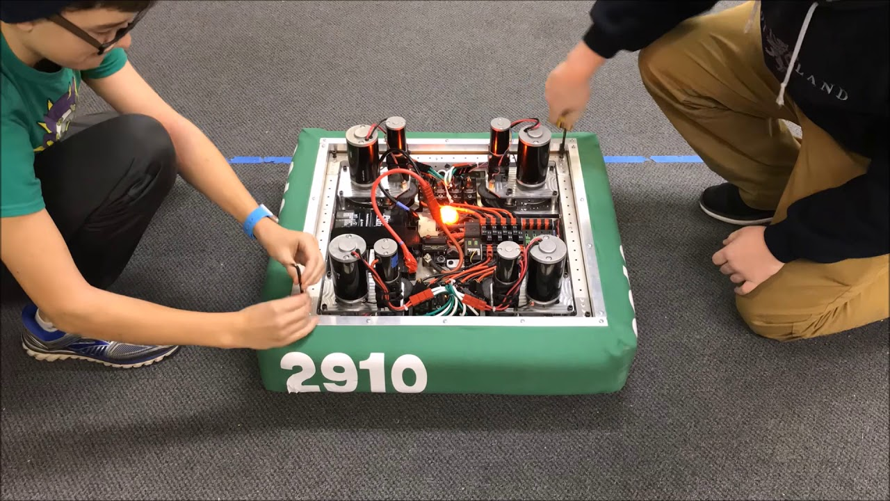 small resolution of frc 2910 off season swerve drive 2017