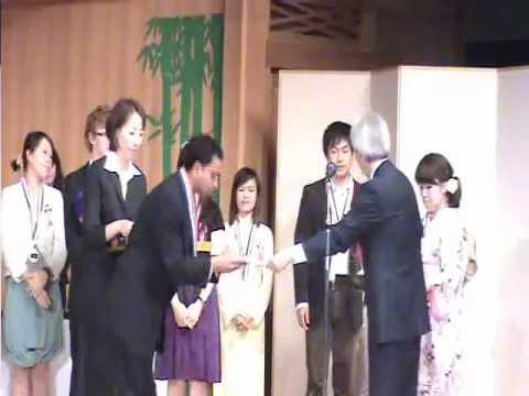 7th Japanese speech contest,Niigata air resort college