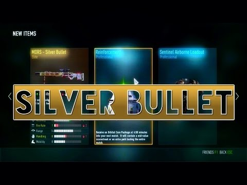 Silver Bullet Supply Drop!? (AW)
