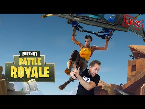 Let's Get Some Wins in FREE Fortnite Battle Royale!