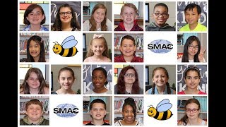 Meet the SMAC All-School 5th Grade Spelling Bee Participants (2018)