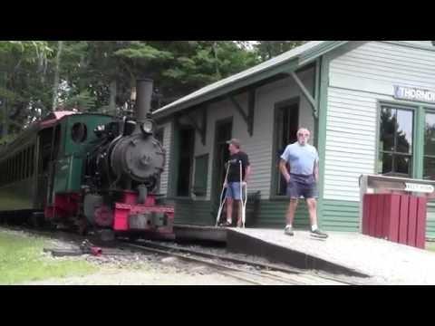 Maine 2 Foot Journey 2015