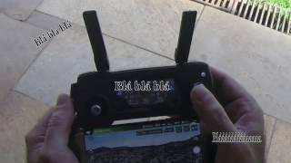 DJI Mavic Pro - Tutorial + Demonstração - Livestream Facebook e Youtube - videoaula drone - Brasil