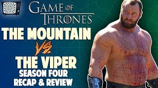 GAME OF THRONES SEASON 4 RECAP AND REVIEW - Double Toasted Reviews