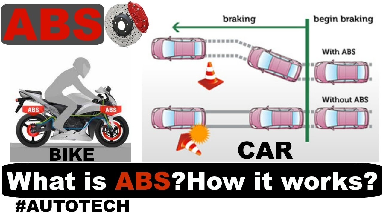 abs anti lock braking system abs in car bike autotech youtube. Black Bedroom Furniture Sets. Home Design Ideas