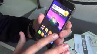 видео Смартфон Jiayu G5 Advanced 32Гб Black- описание