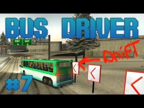 Let's Play Bus Driver   BLUE STAR? We need GOLD!  