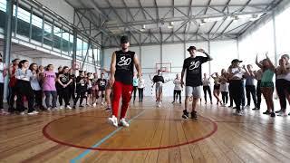 Choreo by A.Simba & A.Boyko || Розовое Вино