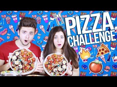 Пица Предизвикателство със Стефи | Pizza Challenge w/ Stefie