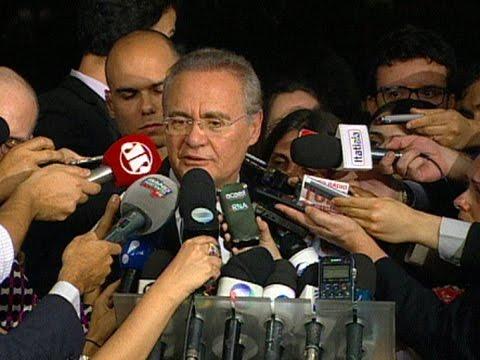 Presidente do Senado defende revisão do sistema de governo