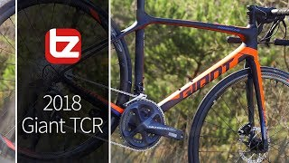 2018 Giant TCR | Range Review | Tredz Bikes
