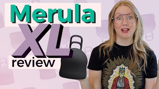 Merula XL Review - Menstrual Cup for HEAVY Periods