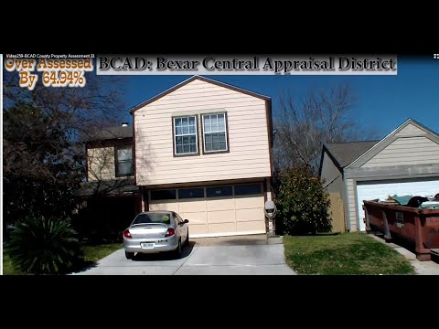 BexarCAD County Property Assessment Oops #31