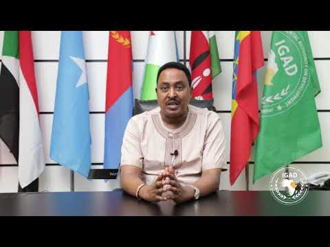IGAD Executive Secretary's Easter Message