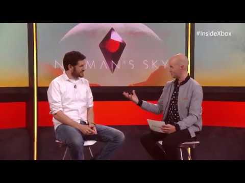 No Man's Sky Next on Inside XBox