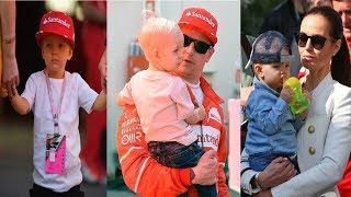 Kimi Raikkonen's Son Robin Raikkonen 2019