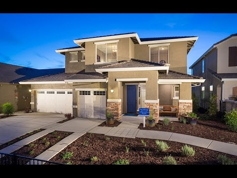 The Cambridge Model Home at Kensington Estates | New Homes by Lennar