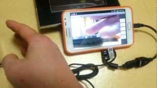USB Camera Android Viewer & Logitech HD Pro Webcam C920 [No Rooting]