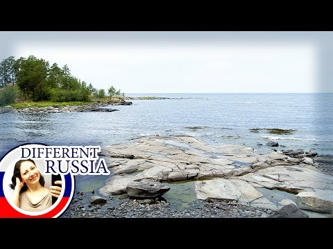 Valaam Island in Russia's Far North