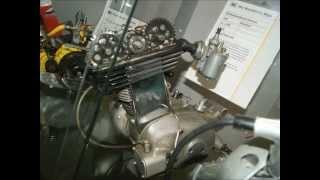 SIMSON SR2 MOTOR 4 TAKT EINZELSTÜCK Bj1958 DDR SR 2 TUNING Zylinder Engine