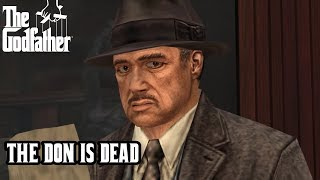 The Godfather (PC) - Mission #5 - The Don Is Dead
