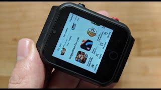 Mở hộp | Đồng hồ thông minh S9D - Kết nối WIFI 3G