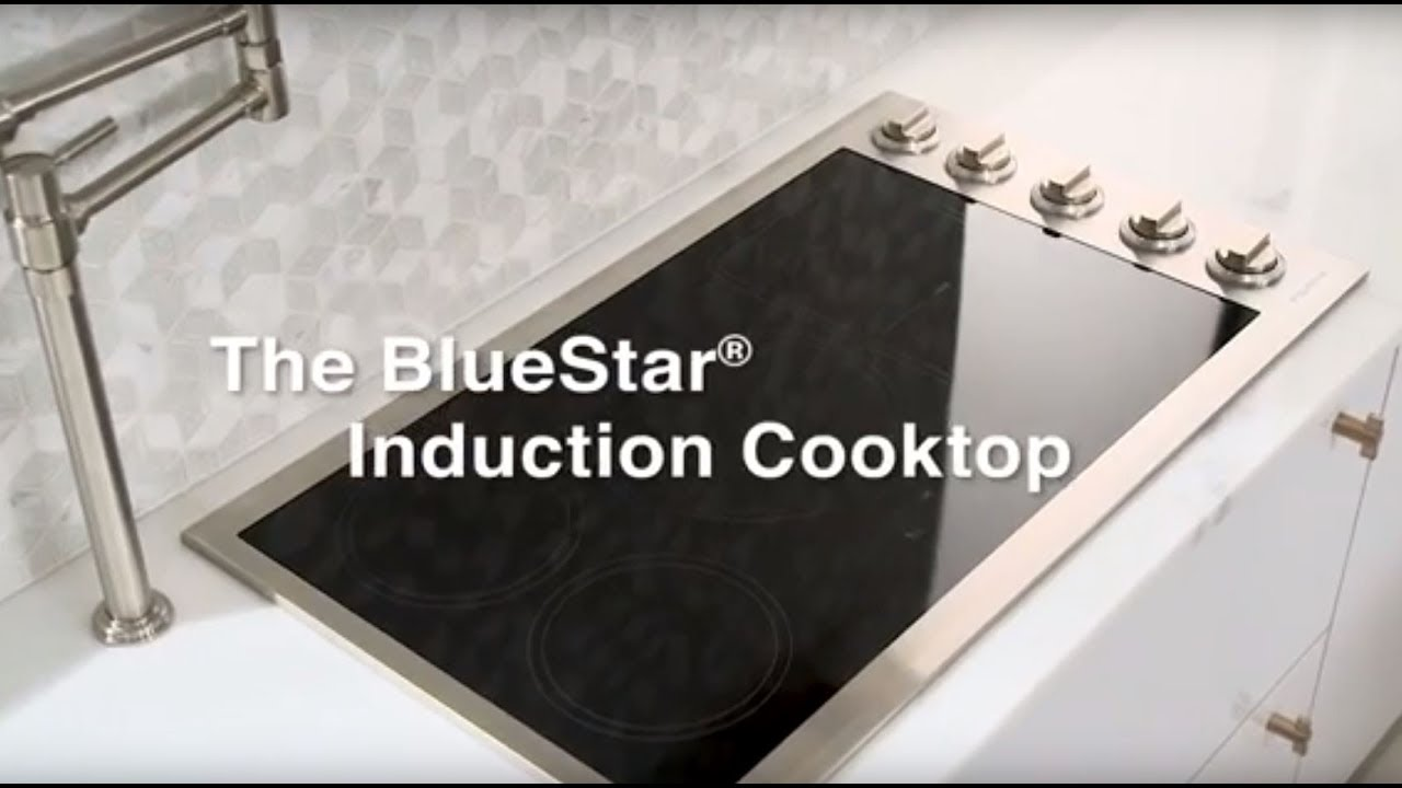 Bluestar Induction Cooktop You