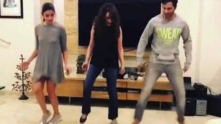 Badrinath Ki Dulhania Tamma Tamma Song Dance Rehearsal - Alia Bhatt, Varun Dhawan And Madhuri Dixit