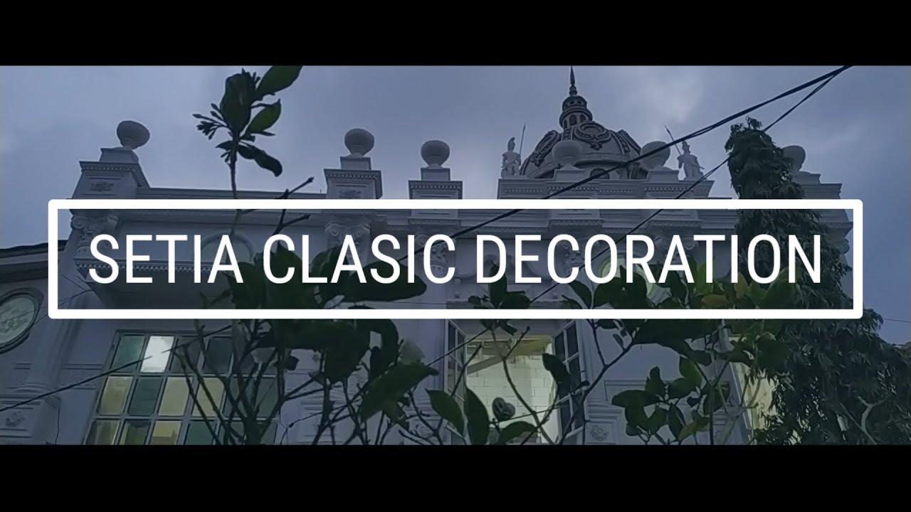 Video Company Profile Setia Clasic Decoration