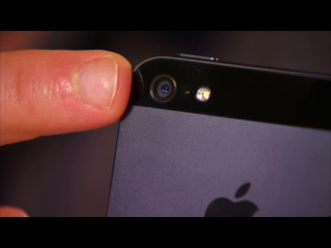 CNET How To - Clean inside your iPhone camera lens