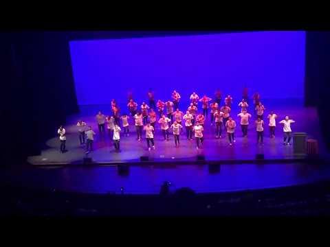 UNT FSA Choreoblock Isang Mahal 2017