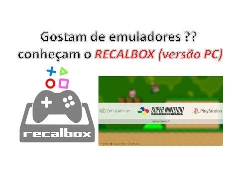 42 - RECALBOX PARA PC - Смотреть видео онлайн