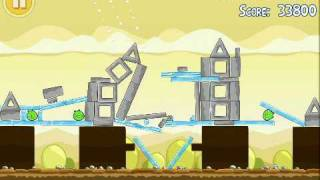 Angry Birds (Level 5-20) 3 Stars