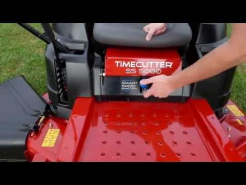 Toro TimeCutter SS Series Zero Turn Mower Review