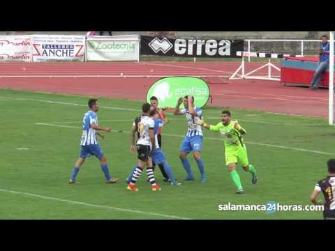 Resumen Unionistas CF 1-0 Águilas FC | Playoff ascenso 2ªB