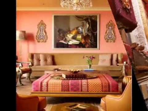 Creative indian style living room decorations ideas youtube for Simple home decor ideas indian