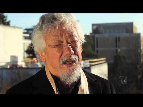 Full interview with Dr. David Suzuki