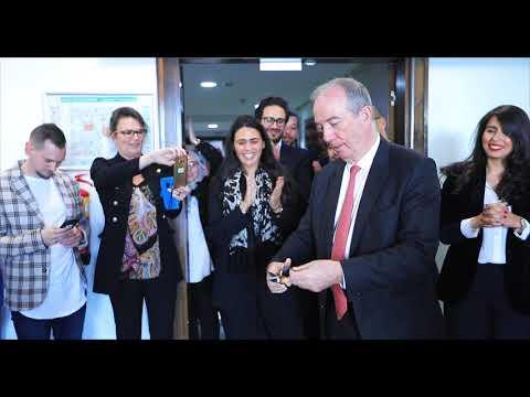Inauguration du site Matys Support Services Rabat