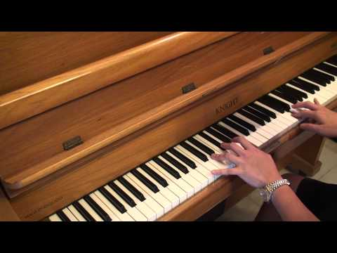 Everly Brothers - All I Have To Do Is Dream Piano by Ray Mak
