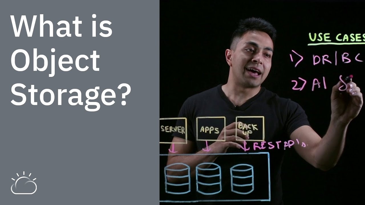 Cloud Object Storage - Overview   IBM