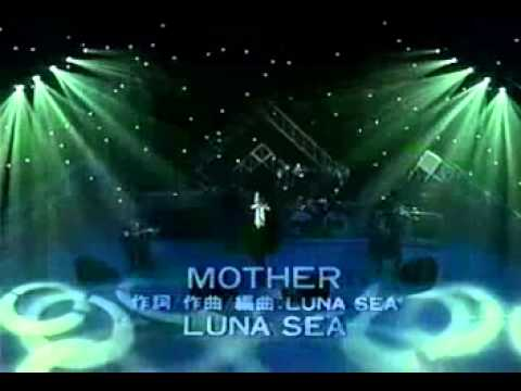 LUNA SEA ・TRUE BLUE ・MOTHER