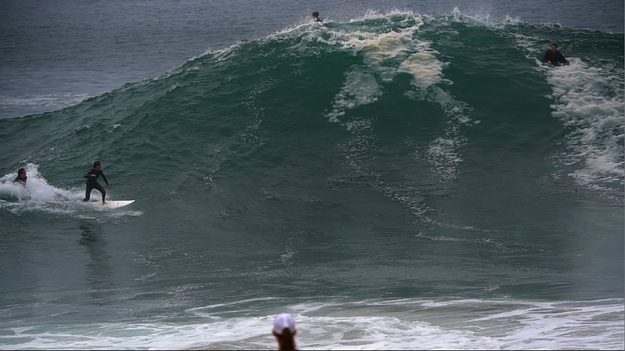 The Wedge | BIG BARRELS and BAD VIBES | TRUE WEDGE | May 17th 2020 | Edit