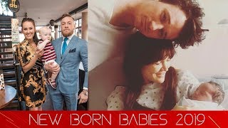 Welcome to the World! Celebrity Babies Born in 2019