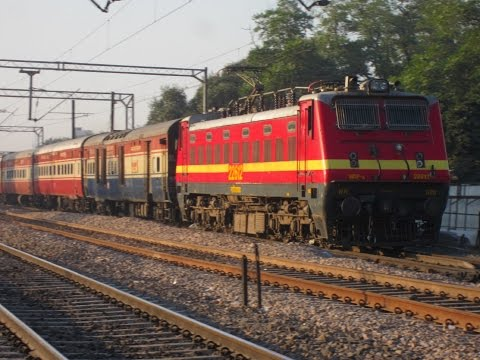 High Speed Rajdhani Express: Pride of Indian Railways