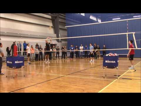 Setter Training (Team AB Curriculum) - Volleyball Alberta Coaching Symposium 2017