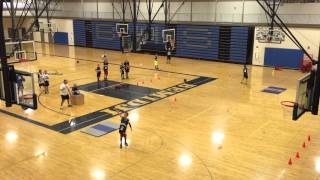 Bemidji Boys Youth Basketball Skills Competition