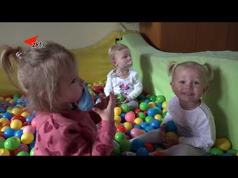 V komunitním centru opět funguje Klubík pro děti