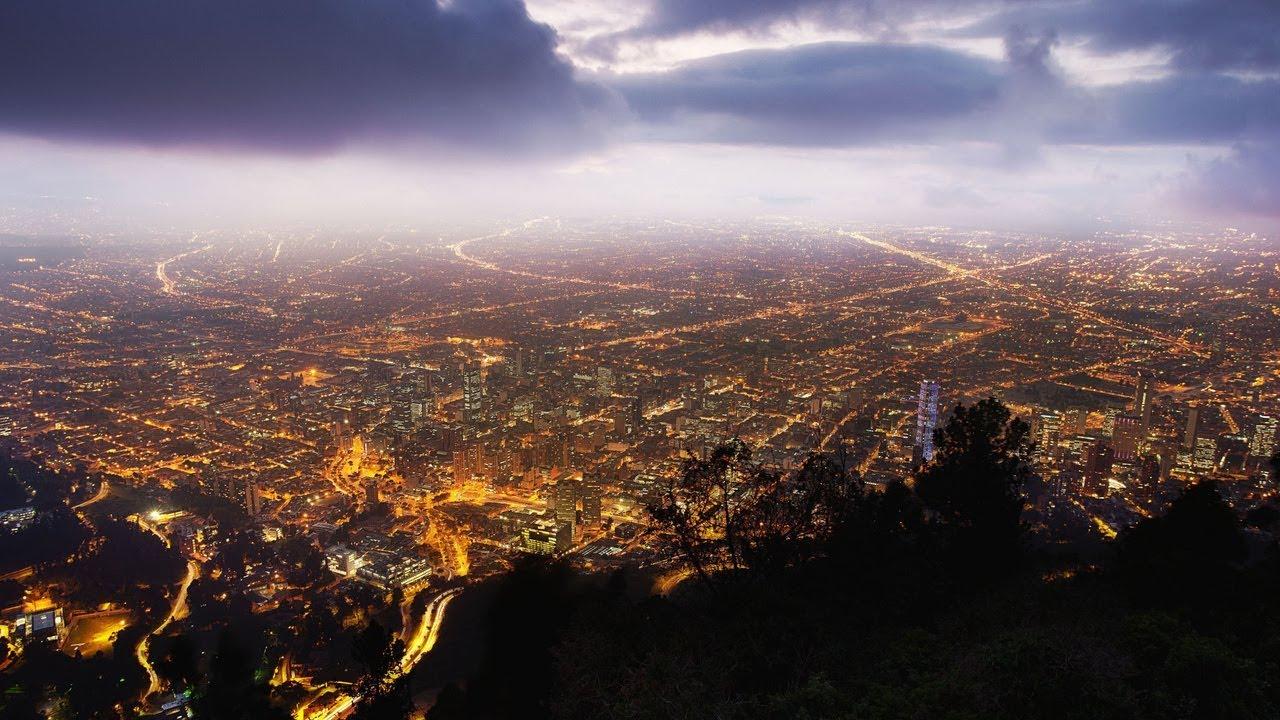 Богота - столица Колумбии. Колумбия #9